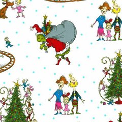 Dr. Seuss How the Grinch Stole Christmas by Robert Kaufman