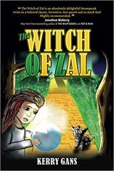 THE WITCH OF ZAL, By Kerry Gans