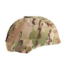 Multicam Helmet Cover -- NO IR SQUARES