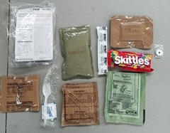 APack Emergency Meals - MRE