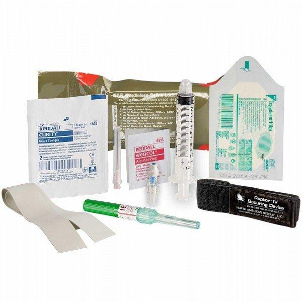 Needless Saline Lock Kit by NAR