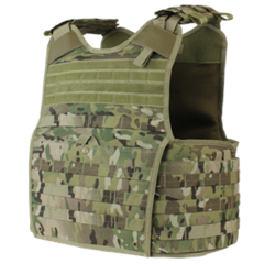 Enforcer Releasable Plate Carrier in MultiCam - Size = Large