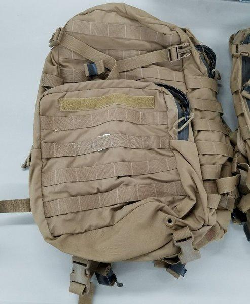 "USMC Assault Pack - need some repairs -- ""Turn in"" --"