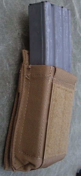 M4/M16 Speed Reload Pouch new in plastic -- NEW in plastic