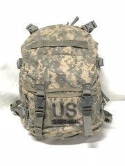 UCP 3 day pack - dirty, orangish etc. Selling as is - No stiffener