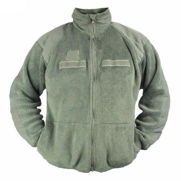 Level 3 Green Fleece -- Used