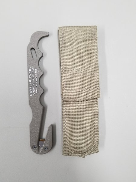 Ontario Strap Cutters -- Used