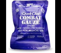 INERT QuickClot Combat Gauze -- Training Aid