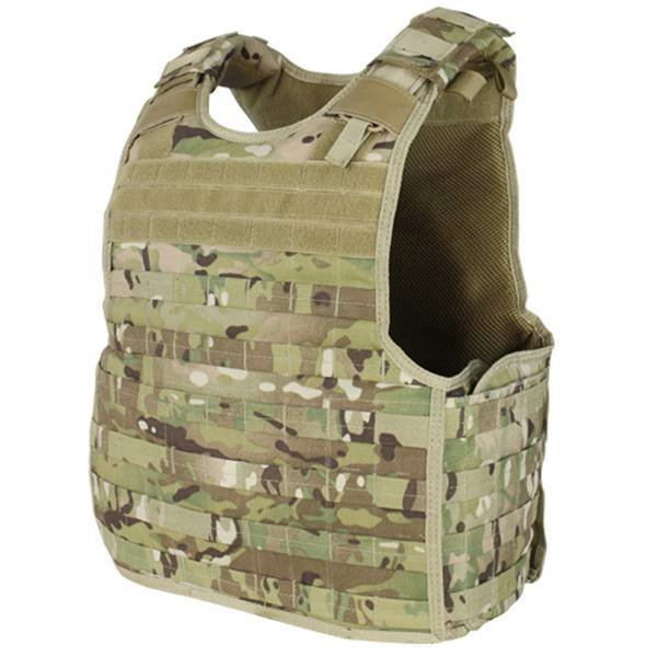 Condor Multicam Quick Release plate carrier