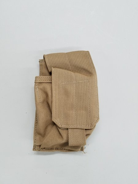 Eagle Industries USMC Multi-Grenade Pouch Coyote Brown