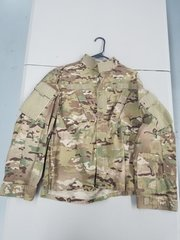 FRACU Multicam Uniform Pieces