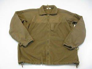 Navy Working Uniform Fleece Parka Liner -- Used