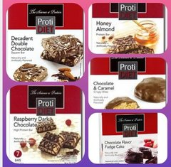 (COLL-10) ProtiDiet Sweet Treats Collection (35 Servings - 5 Boxes)