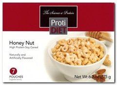(351407) ProtiDiet Cereal - Honey Nut Soy Cereal (7/) = ALTERNATIVE TO IDEAL PROTEIN --- UNRESTRICTED