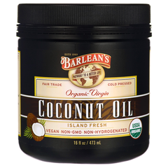 (000253) Barlean's Organic Virgin Coconut Oil