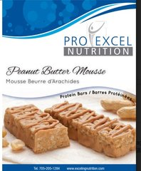 (271) ProExcel Smooth Peanut Butter Mousse Bar - RESTRICTED - (7 Servings)
