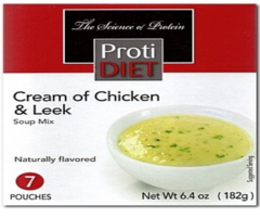 (ccls) Protidiet Cream of Chicken and Leek Soup - Unrestricted