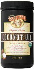 (000437) Barlean's Coconut Oil - 907g