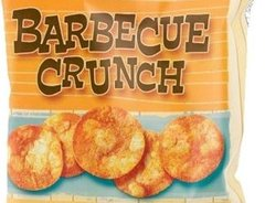 (023853) Barbecue Crunch Protein Chips - Single - Restricted - GLUTEN FREE