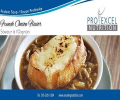 (160) ProExcel FRENCH ONION SOUP in a CUP - UNRESTRICTED