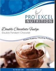 (111) ProExcel Double Fudge Pudding --- (GLUTEN FREE) - - - UNRESTRICTED