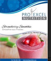 (146) ProExcel Strawberry Smoothie