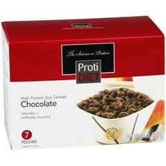 (352602) ProtiDiet Cereal - Chocolate Soy (7/Box) = Alternative to Ideal Protein --- UNRESTRICTED