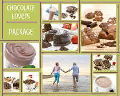 (Kit-Choc) Chocolate Lovers Package Protidiet