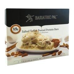 (1400V01) PrOti Salted Toffee Pretzel Protein Bars - RESTRICTED