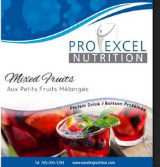 (222) PROEXCEL Berry Fruit Punch Drink - - - UNRESTRICTED