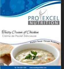 ( 176) ProExcel Cream of Chicken Soup - - Unrestricted