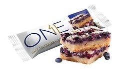 (106832)OhYeah! One Bar - Blueberry Cobbler 0g CARBS