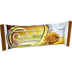 (002498) Quest Nutrition - Quest Bar - Banana Nut Muffin - 1 Bar - 5g CARBS