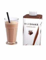 (005270)   Ready to Drink - Chocolate Milkshake  (4/Box)--- UNRESTRICTED  3 boxes for  $24.95