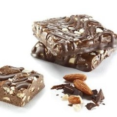 (354422) ProtiDiet Protein Bar Square - Decadent Double Chocolate (7/Box)= ALTERNATIVE TO IDEAL PROTEIN ---  NOT PROTOCOL