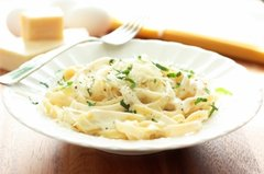 010129 ProExcel Creamy Fettuccine Alfredo - Ideal Protein - Not Acceptable