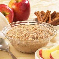(04687)  Apples N Cinnamon Oatmeal -  Unrestricted