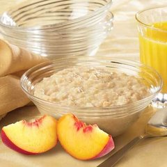 (021965) Peaches and Cream Oatmeal - Unrestricted