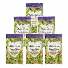 (123441) (6 packets) Walden Farms - Dressing - Honey Dijon - 1 oz