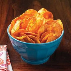(023853)  Protein Potato Chips - Barbecue - Single -  Restricted