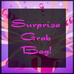 (Grab 5)  Surprise Grab Bag! Your Snack Attack Plan