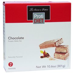 (1108450)  ProtiDiet Chocolate Protein Wafer Bar - Ideal Protein Compatible - RESTRICTED
