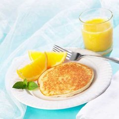 (014831) Golden Delicious Pancake - Unrestricted