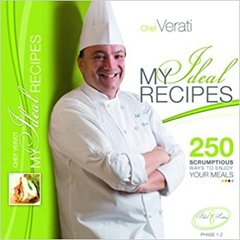(40195) My Ideal Recipes by Chef Verati