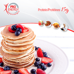 (11836) Ideal Protein Compatible -Pro-Energy Pancakes - Natural... NON RESTRICTED