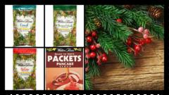 (HEA4) Healthy Holiday Gift Ideas & Stocking Stuffers