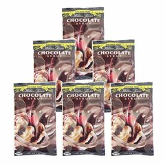 (6 packets) Walden Farms - Syrup - Chocolate - 1 oz