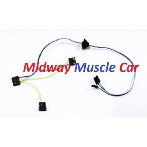 Windshield Wiper Motor Wiring Harness 65 Chevy Chevelle El