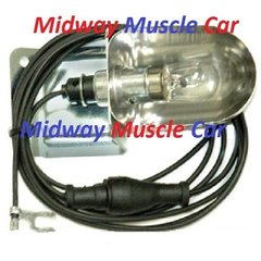 chevy electrical wiring harness midway muscle car 68 69 chevy chevelle ss bu nova camaro impala underhood light lamp assembly