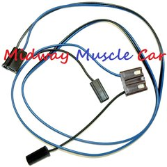 chevy electrical wiring harness | midway muscle car chevy truck tail light wiring harness #6